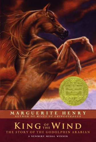 King Of The Wind (The Story Of The Godolphin Arabian)