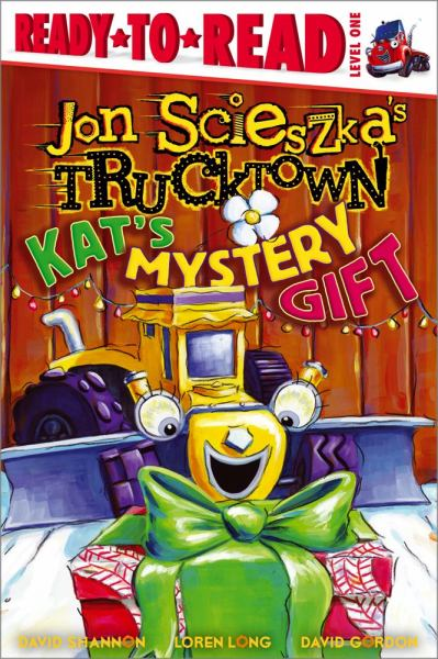 Kat's Mystery Gift (Jon Scieszka's Trucktown, Ready-to-Read Level 1)