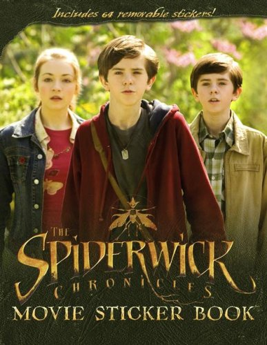 The Spiderwick Chronicles Movie Sticker Book