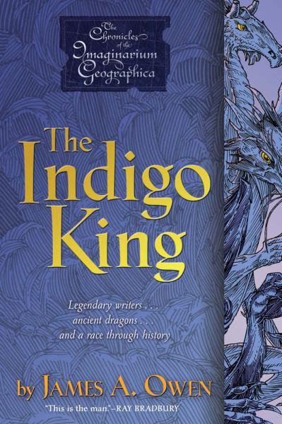 The Indigo King (The Chronicles of the Imaginarium Geographica, Bk. 3)