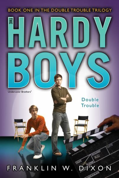 Double Trouble (The Hardy Boys Undercover Brothers, Bk. 25: Double Danger Trilogy, Bk. 1)