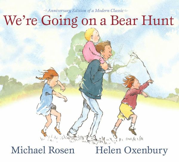 We're Going on a Bear Hunt (Anniversary Edition)
