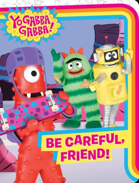 New Yo Gabba Gabba Car Seat Cover Free Shipping!
