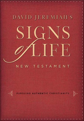 Signs of Life New Testament (9213)