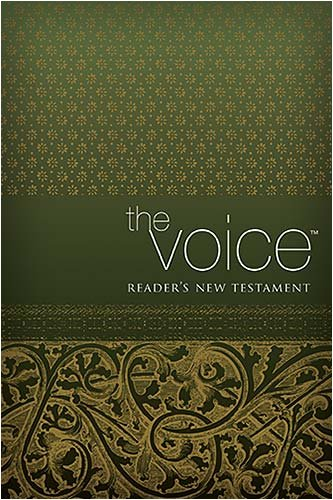 The Voice Reader's New Testament (V1000, Other Translations/Text)