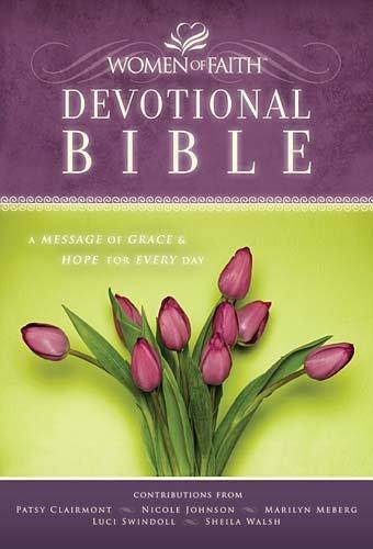 Women of Faith Devotional Bible (2422B, NKJV)