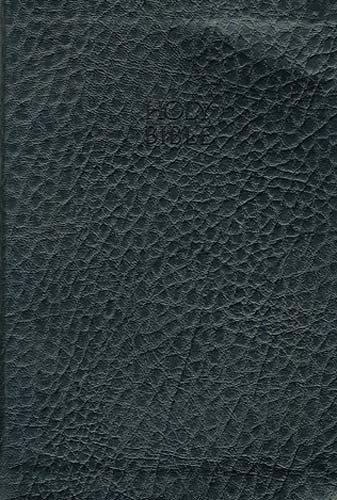 Ultraslim Compact Classic Series Holy Bible (NKJV/Text, 3163BK-Black Leathersoft)