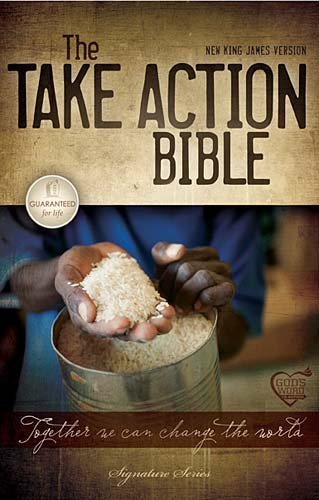 Take Action Bible (3010TA, NKJV/Text)