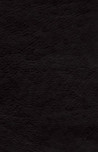 Jesus Calling Devotional Bible, NKJV (2917, Black Genuine Cowhide Leather, Gold Gilded Pages)
