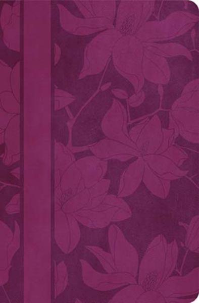 The Woman's Study Bible (1923AA, Plum Leathersoft, NKJV, Study, Signature Series)