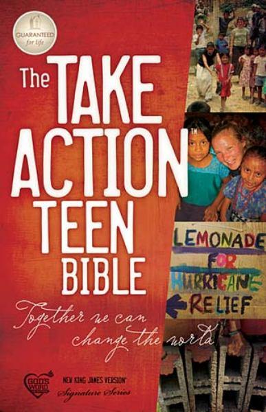 The Take Action Teen Bible (NKJV, 3160TA)