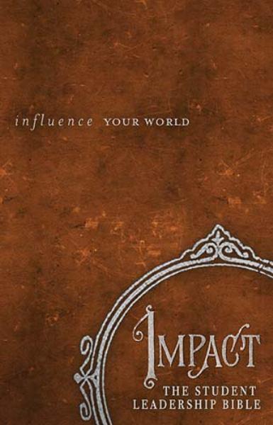 Impact: The Student Leadership Bible (8822N, NKJV/Youth & Teen)