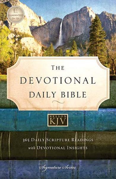 The Devotional Daily Bible (0612, KJV)