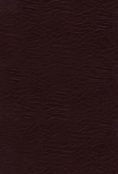 The Woman's Study Bible (1925BG, Burgundy Leather, NKJV, Study, Signature Series)