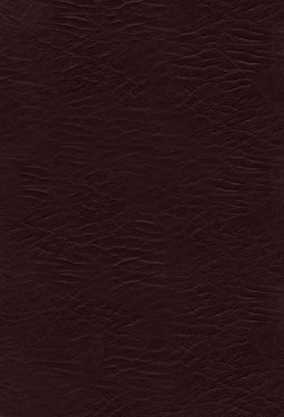 The Woman's Study Bible (3925A Burgundy Leather, Thumb Indexed, KJV, Study, Signature Series)