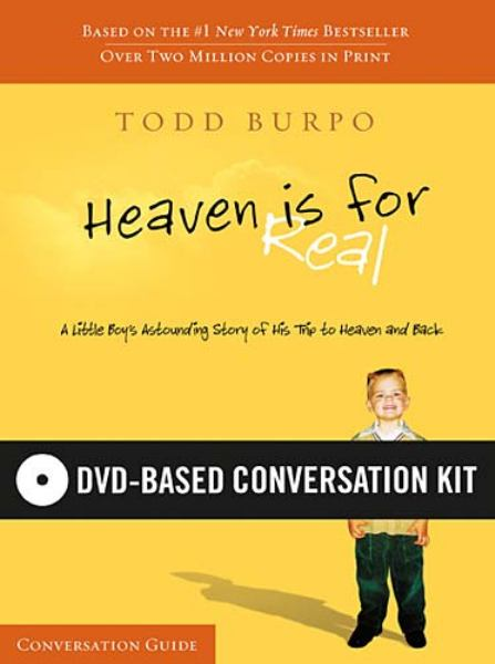 Heaven Is for Real (DVD-Based Conversation Kit)
