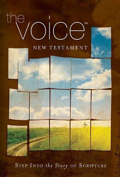 The Voice: New Testament (Signature Series, VX0001, Translation/Study)