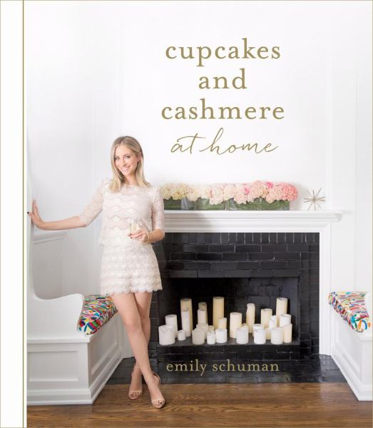 Cupcakes and Cashmere at Home