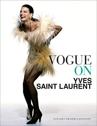Vogue on Yves Saint Laurent