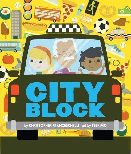 Cityblock (An Abrams Block Book)