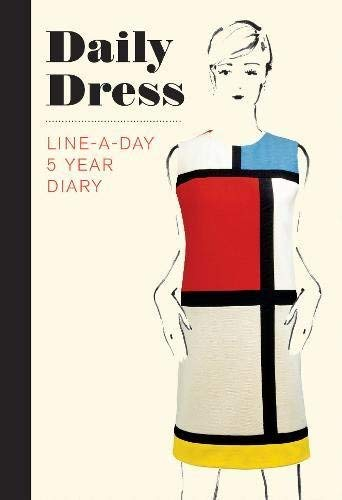 Daily Dress: A Line-A-Day 5 Year Diary