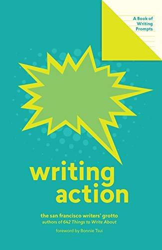 Writing Action: A Book of Writing Prompts (Lit Starts)