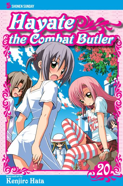 Hayate the Combat Butler (Volume 20)