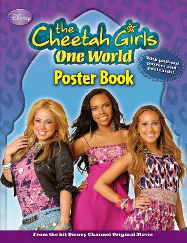 Poster Book (Cheetah Girls One World)