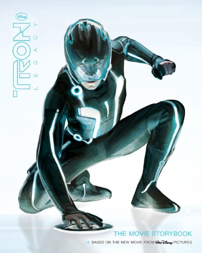 The Movie Storybook (Tron Legacy)