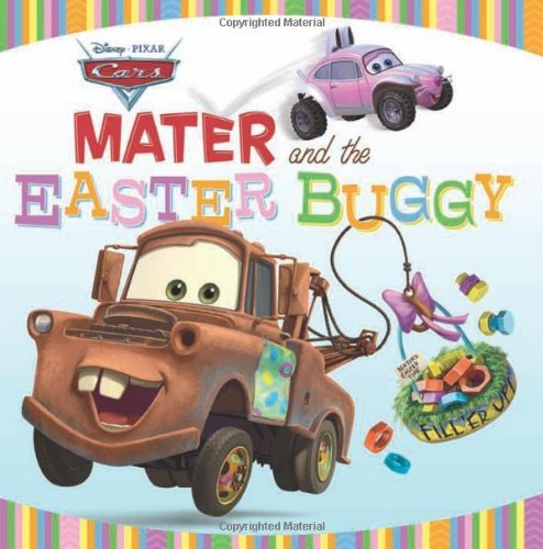 Mater and the Easter Buggy (Disny/Pixar Cars)