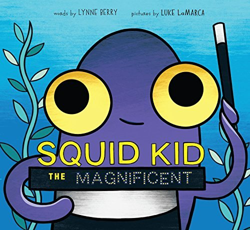 Squid Kid the Magnificent