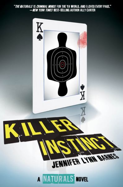 Killer Instinct (The Naturals, Bk. 2)