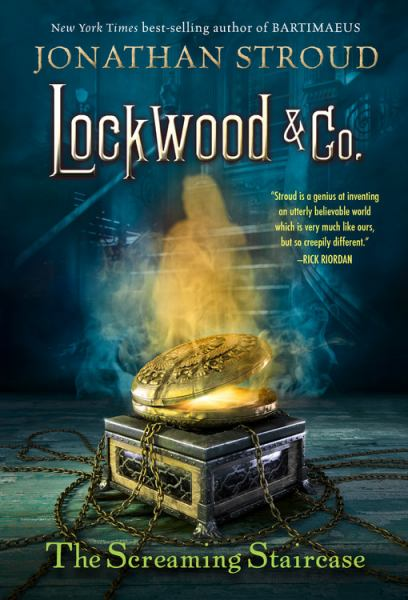 The Screaming Staircase (Lockwood & Co. Bk. 1)