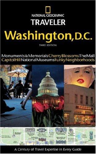 Washington, D.C., Third Edition (National Geographic Traveler)