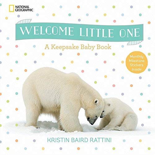 Welcome Little One: A Keepsake Baby Book