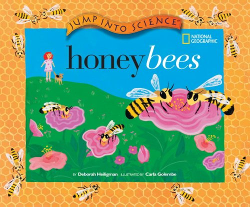 Honeybees (Jump Into Science)