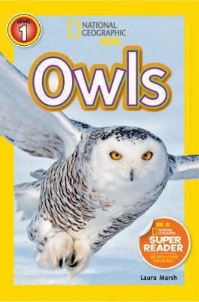 Owls (National Geographic Reader, Level 1)