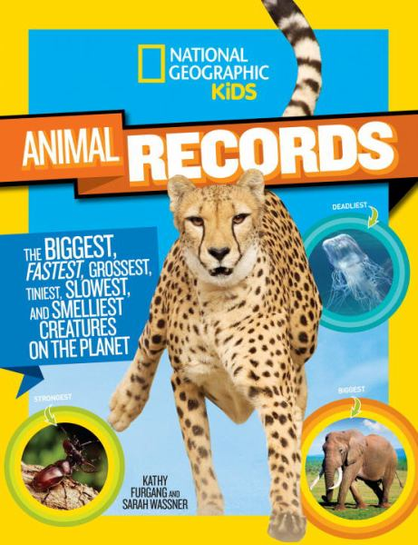 Animal Records (National Geographic Kids)
