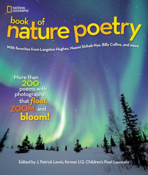 Book of Nature Poetry: More Than 200 Poems wiht Photographs That Float, Zoom, and Bloom!