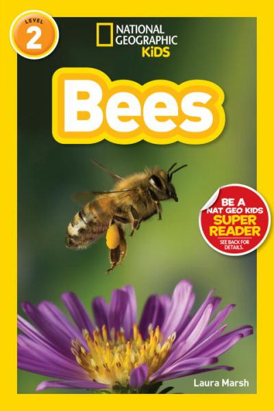 Bees (National Geographic Kids, Level 2)