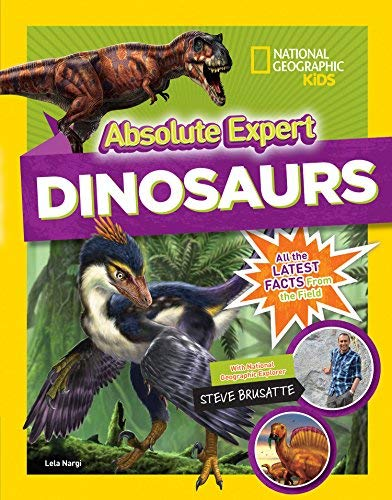 Absolute Expert: Dinosaurs (National Geographic Kids)