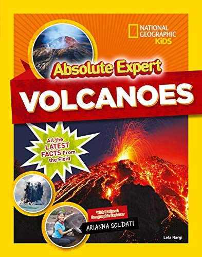 Volcanoes (Absolute Expert, National Geographic Kids)