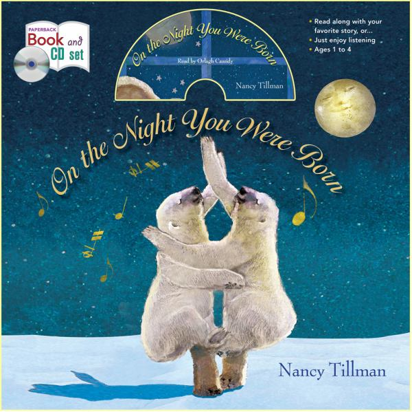 On the Night You Were Born (Book and CD Set)
