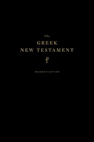 The Greek New Testament (Readers Edition)