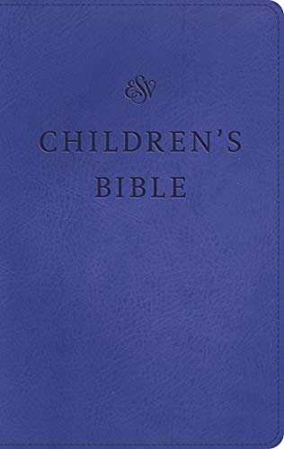 ESV Children's Bible (TruTone, Purple)