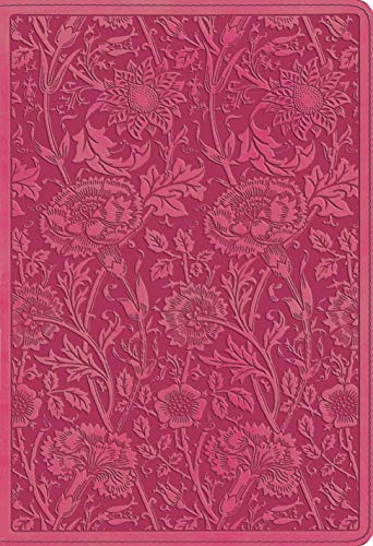 ESV Student Study Bible (TruTone Berry, Floral Design)