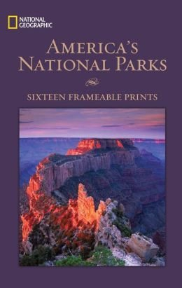 America's National Parks Poster Box