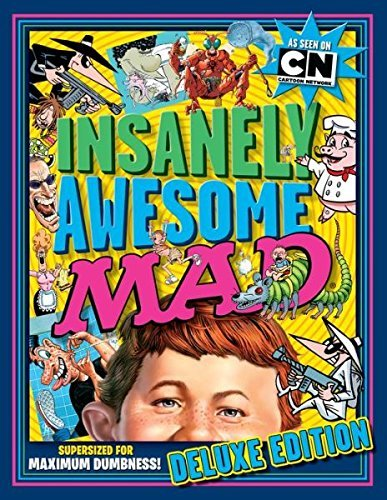 Insanely Awesome Mad: Deluxe Edition