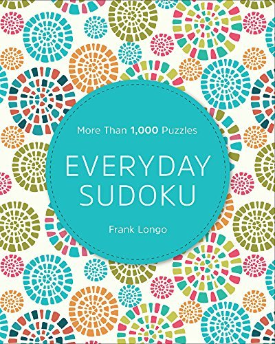 Everyday Sudoku: More Than 1,000 Puzzles