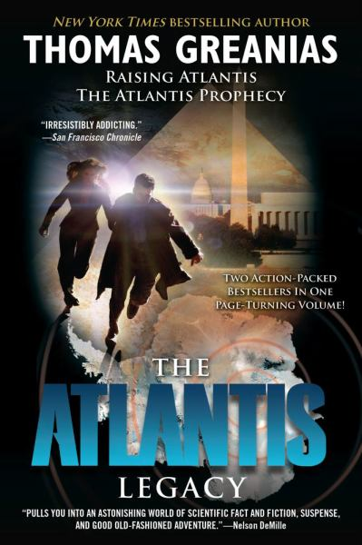 The Atlantis Legacy: Raising Atlantis/The Atlantis Prophecy